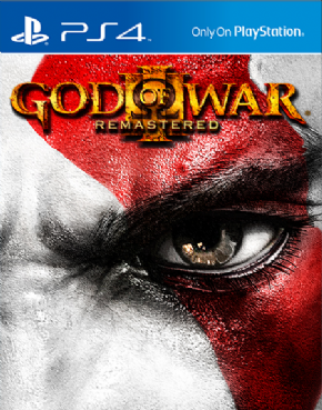 God of War III Remastered...