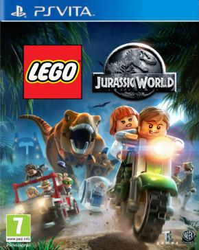 LEGO Jurassic World PSVit...