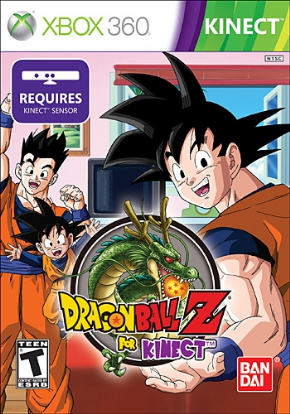 Foto Dragon Ball Z for Kinect (Seminovo) XBOX 360