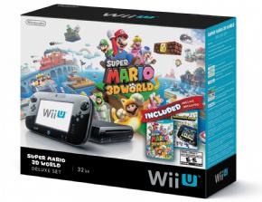Nintendo Wii U 32GB + 03...