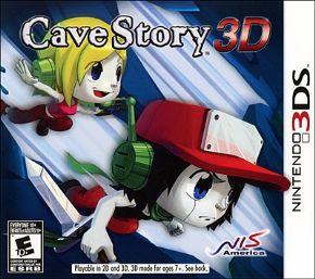 Cave Story (Seminovo) 3DS