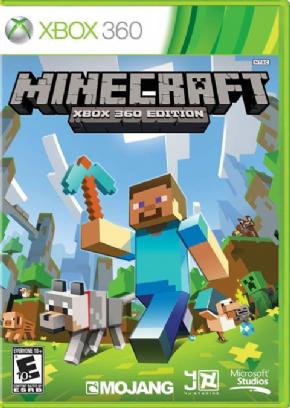 Minecraft PT BR XBOX 360