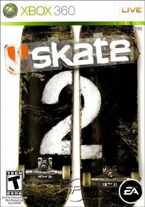 Skate 2 (Seminovo) XBOX 3...