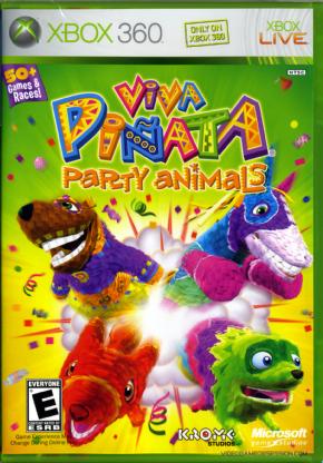 Viva Pinata Party Animals...