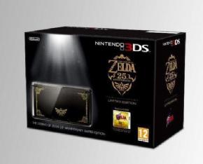 Nintendo 3DS Zelda Editio...
