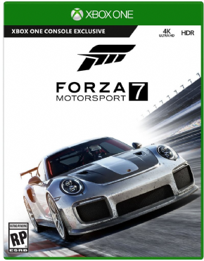 Foto Forza Motorsport 7 XBOX ONE - Seminovo