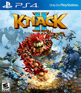 Knack II PS4 - Seminovo