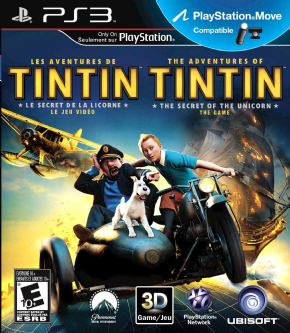 The Adventures of Tintin:...