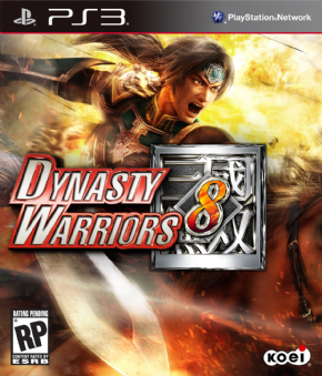 Dynasty Warriors 8 PS3 -...