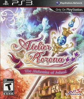 Atelier Rorona - The Alch...
