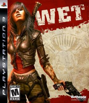 Wet (Seminovo) PS3