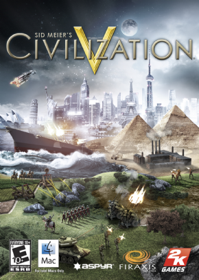 Civilization V (Seminovo)...