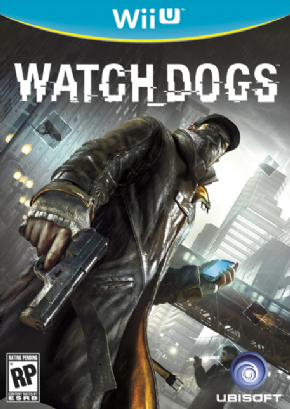 Watch Dogs (Seminovo) Wii...