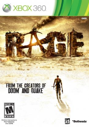 Rage XBOX 360 - Seminovo
