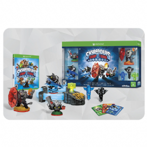 Foto Skylanders Trap Team Pré-Venda (29/11/2014) XBOX ONE