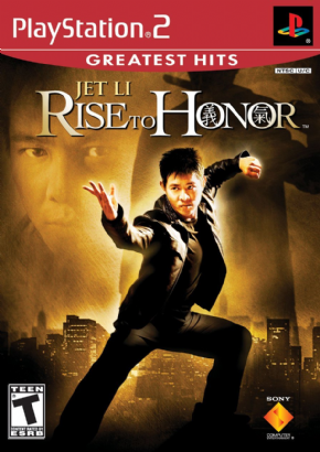 Rise To The Honor PS2