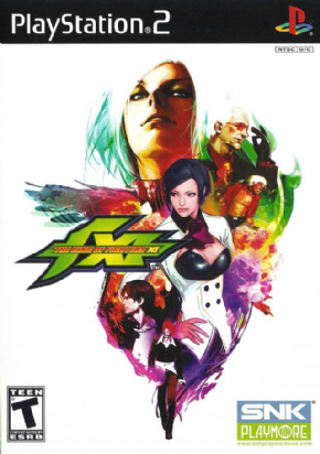 The King of Fighters XI PS2 - Seminovo