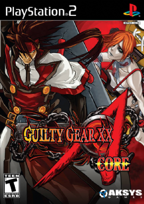 Guilty Gear XX Core Plus...