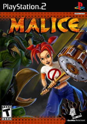 Malice (Seminovo) PS2