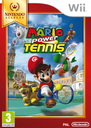 Mario Power Tennis (Semin...