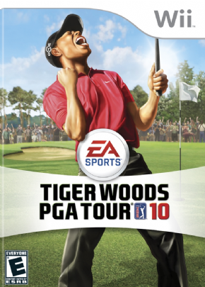 Tiger Woods PGA Tour 10 W...