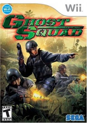 Ghost Squad (Seminovo) Wi...