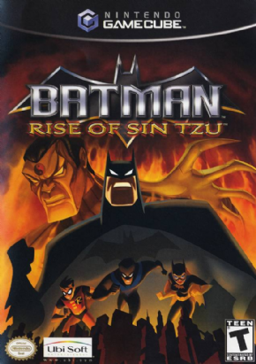 Batman Rise of Sin TZU (S...