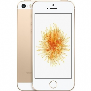 Apple Iphone SE 64GB Gold...