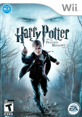 Foto Harry Potter and the Deathly Hallows Part 1 (Seminovo) Wii