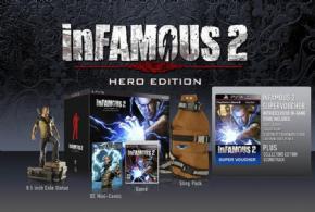 InFAMOUS 2 Hero Edition P...