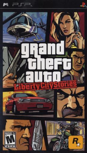 Grand Theft Auto - Libert...