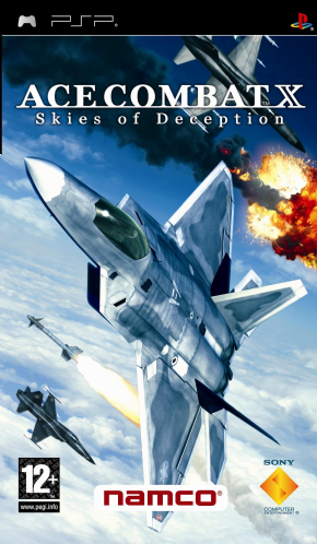 Ace Combat X Skies of Dec...