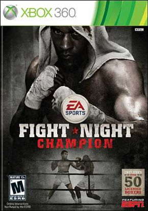 Fight Night Champion XBOX...