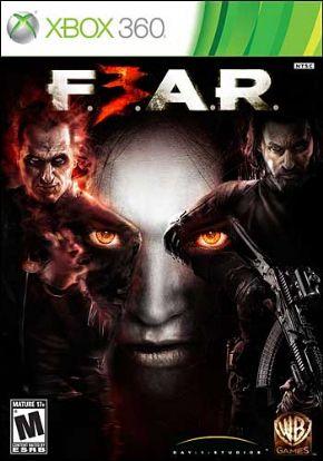 Fear 3 (F.E.A.R) XBOX360