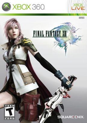 Final Fantasy XIII XBOX 3...