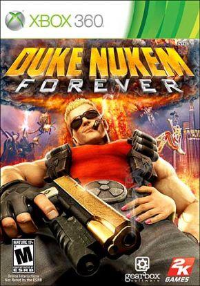 Duke Nukem Forever XBOX36...