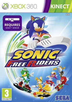 Sonic Free Riders (Semino...