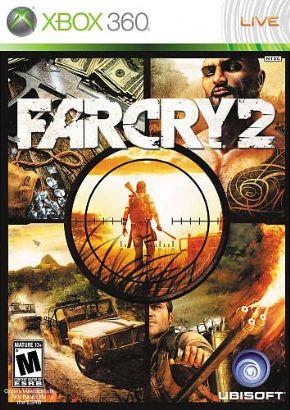 Farcry 2 XBOX360