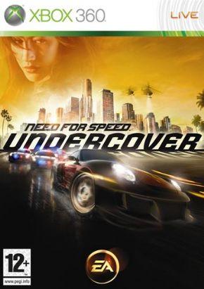 NSF Undercover XBOX360