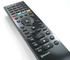 Controle Blu-Ray Sony