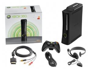 XBOX 360 Elite Jasper 120...