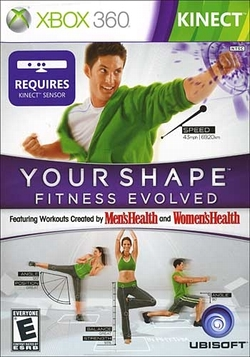 Your Shape: Fitness Evolv...