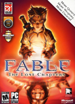 Fable : The Lost Chapters...