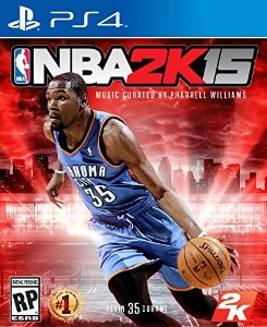 NBA 2K15 (Seminovo) PS4