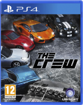 The Crew (Seminovo) PS4