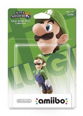Luigi Smash Bros - amiibo