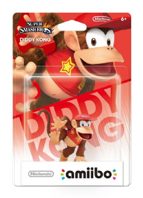 Diddy Kong Smash Bros - a...