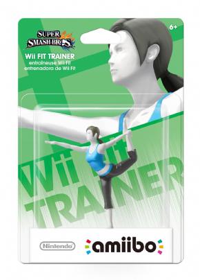 Wii Fit Trainer Smash Bro...