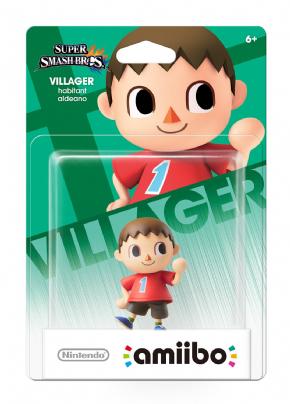 Villager Smash Bros - ami...
