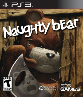 Naught Bear (Seminovo) PS...
